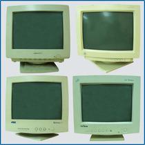 Monitores Pantalla Computador- Daewoo Proview Hp Umi- Remate