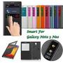 Case Galaxy Note 3 Neo Duos S-view Com Chip Sleep - Original