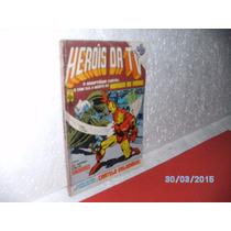 Hq Gibi Heróis Da Tv Nº 57 Adaptóide...com Dicionário Marvel