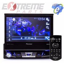 Dvd Pioneer Retratil Avh-x7780tv Tv Digital Mixtrax X7780