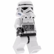 Lego Star Wars Stormtrooper Juguete Cn Reloj Y Luz Diego Vez