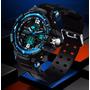 Relógio Masculino Esportivo Importado Japão Modelo Shock