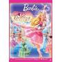 Vinilos Magneticos Barbie Princesas - Mattel - Importado