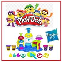 Play Doh Divertidos Pastelillos Y Confiteria Plastilina