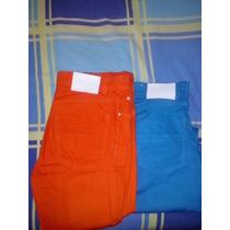Remato Pantalones De Colores Polo Ralph Lauren Y Estivanelli