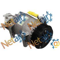Compressor Delphi Cvc Peugeot 206/207/ Citroen C3/ Hoggar