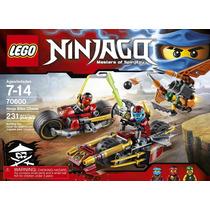 Lego Ninjago 70600 Ninja Bike Chase Orig. Lego En Stock