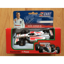 Auto Cart Michel Jourdain Jr. Gigante Office Depot 1:43