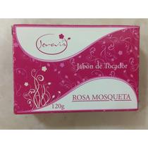 Jabón De Tocador Con Aceite De Rosa Mosqueta 120g