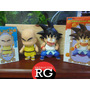 Dragon Ball - Son Gokou Y Krilin - Banpresto