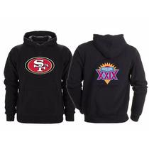Sudadera Super Bowl 29 Nfl San Francisco 49ers