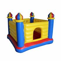 Castillo Saltarin Inflable Jump-o-lene Intex Art.48259