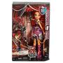Muñeca Monster High Doll Toralei Freak Du Chic