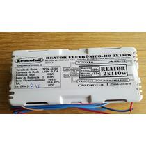 Reator Ho Delampada Fluorescente Bivolt