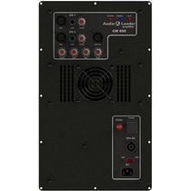 Amplificador Audio Leader Ativador Para Caixa De Som Cm 600