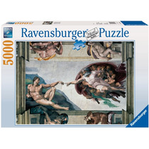 Ravensburger Rompecabezas La Creacion 5000 Pz 17408