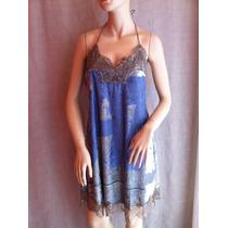 Vestido Santissima Veludo Molhado Com Rendas - 8120 / 6723