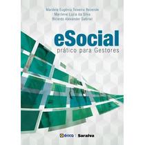 Livro - Esocial Prático Para Gestores