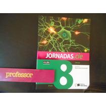 Livro: Jornadas.cie 8º Ano Ciências (para Professor)