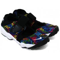 Zapatillas Nike Rift, Nuevas, En Caja Y Con Medias. Envíos !