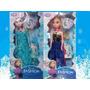 Muñeca Barbie Frozen Elsa Y Anna C/ Olaf Cantan Libre Soy