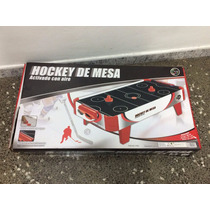 Hockey De Mesa. Activado Con Aire