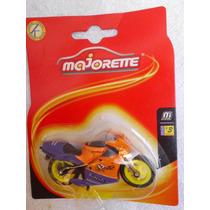 Moto A Escala Majorette Kreisel De Metal Juguete Niño Rpa