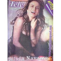 Silvia Navarro Revista Teleguia