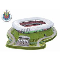 Estadio Omnilife Rompecabezas Chivas Guadalajara Nanostad