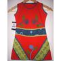Tikitavi Ropa De Diseño Para Nenas Vestido Con Aplicaciones