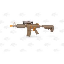 Marcadora M4 Automática Electrica Mira Bbs 6mm Xtrem