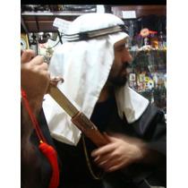 Turbante Arabe, Disfraz, Prince Of Persia, Principe Turco !