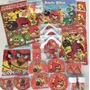 Kit Cotillon Angry Birds, Baby Shower,bueno, Bonito Y Barato