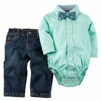 Carters Importacion Ropa Bebes Niña Niño Americana Nueva Set