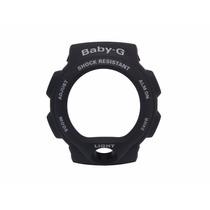 Bezel Capa Casio Bg-141 Preta Baby-g Original Novo [e6]