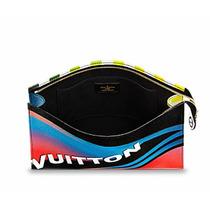 Louis Vuitton Portacosmeticos Sobre Travel Pouch Bolso