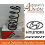 Espiral Delantero Hyundai Accents
