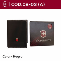 Cartera,billetera Para Caballer Victorinox100%cuero