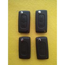 Carcasa Control Remoto Peugeot 206/207, 307, 406, 407