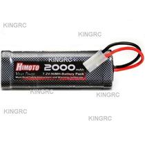 Bateria 7.2v 2000mah Nimh P/ Automodelo Himoto 03014