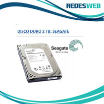 Disco Duro 2 Tb St2000dm001 Sata Seagate