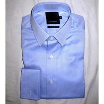 Camisas Paco Rabane,100% Algodón Pima. Kenneth Cole. Ufo