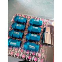 Tuercas Para Birlos, Seguridad, D1 Sp 1.5 50mm Set De 20 Pzs