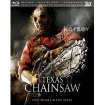 Texas Chainsaw 3d Copia Digital Ultravioleta Blu-ray 2d + 3d