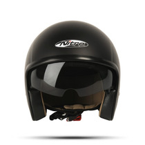 Casco Nitro X581 Abierto Doble Visor Cafe Racer En Fas Motos