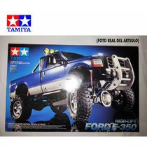 Ford F350 4x4 Tamiya Control Remoto Escala 1/10