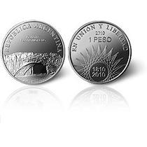 Moneda De Plata Bicentenario De La Revolución De Mayo