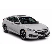 Honda Civic 1.5 16v Turbo Gasolina Touring Automático -0km