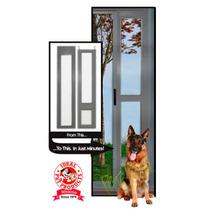 Puerta Modular Color Aluminio Ideal Pet Extragrande Perro