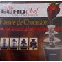 Fuente De Chocolate Eurochef 3 Niveles Pequeña (nueva)